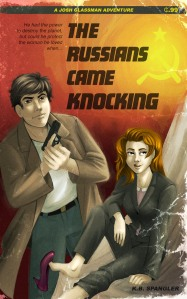 Cover art by Jenny Romanchuk of THE ZOMBIE HUNTERS.