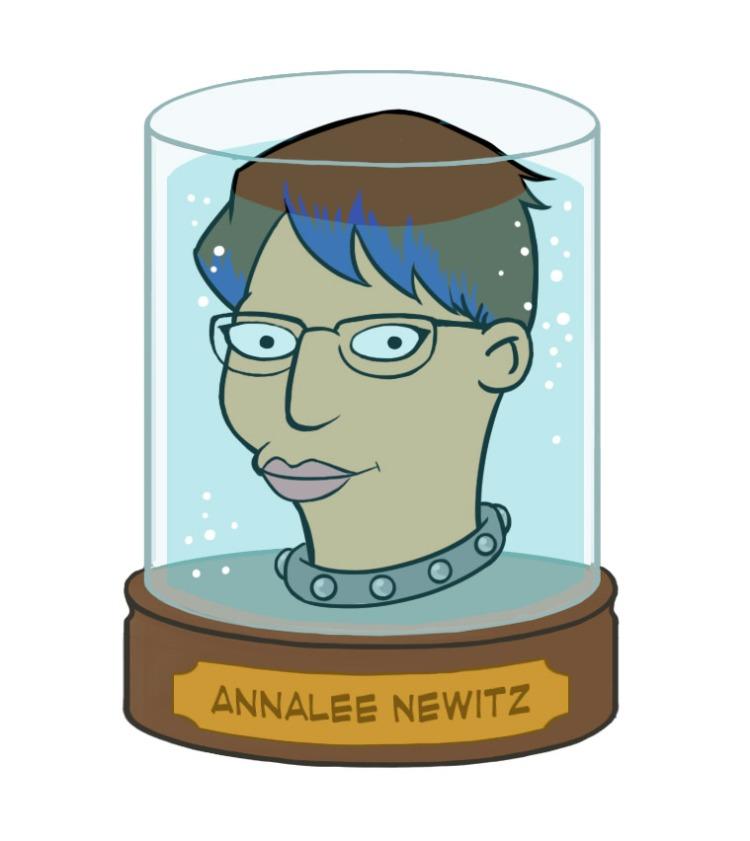 Annalee Newitz of io9.com