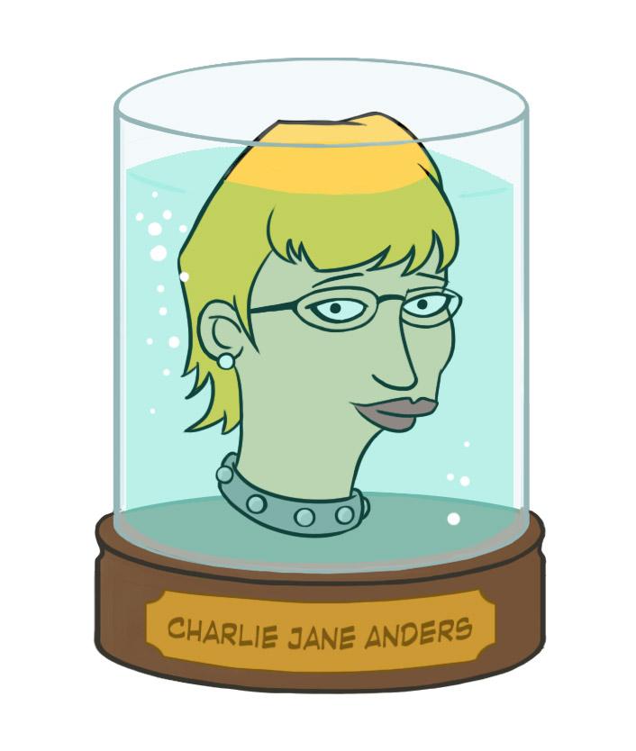 Charlie Jane Andrews of io9.com
